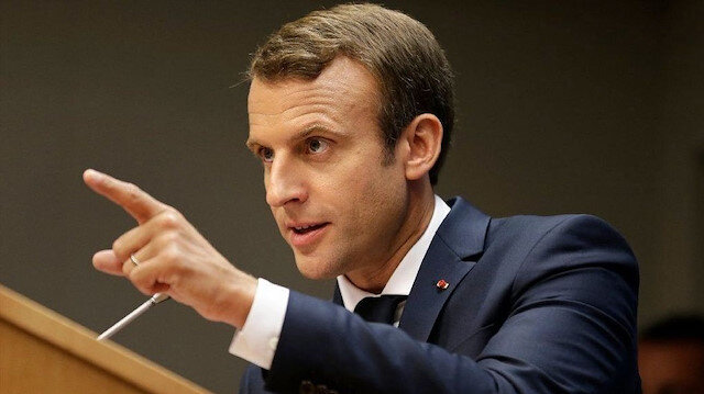 Social networks and TV streaming are 'poison for democracy,' says Macron