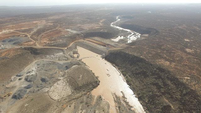 Ambouli Friendship Dam