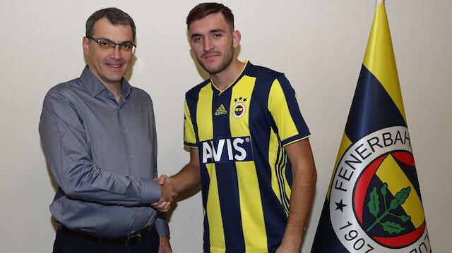 Fenerbahçe genç oyuncusuyla sözleşme imzaladı
