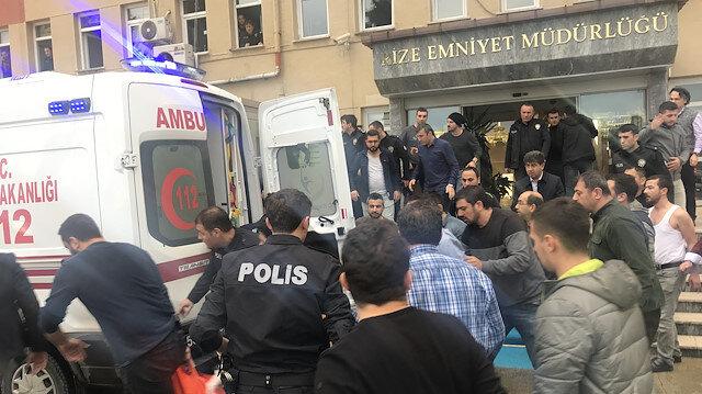 Rize Emniyet Müdürü'nden acı haber: Silahlı saldırı sonrası şehit oldu