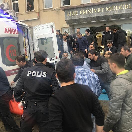 Emniyet Müdürü'ne saldırının sebebi tayin iddiası