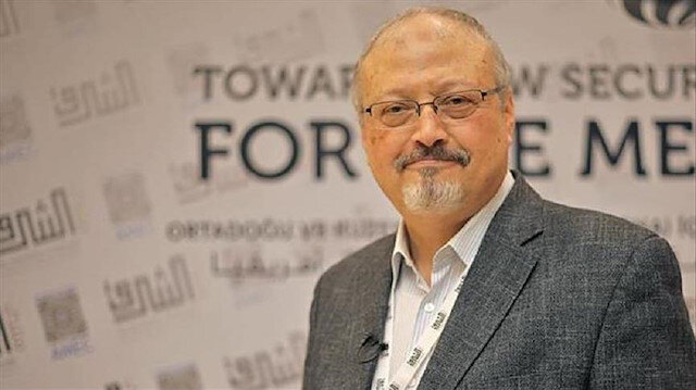 Khashoggi, four others chosen as Time Person of the Year
