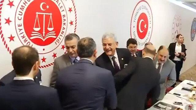 Devletin zirvesi Fenerbahçe'yi konuşuyor
