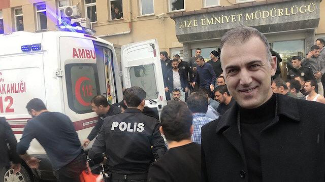Rize Emniyet Müdürü Altuğ Verdi silahlı saldırıda şehit oldu