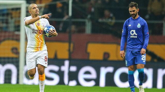Galatasaray-Porto: 2-3