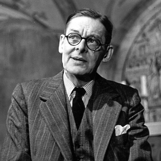 T. S. Eliot'ın şiirlerini beklemek