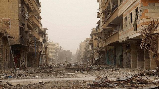 التحالف يقتل عائلة بكامل أفرادها الـ15 في دير الزور السورية