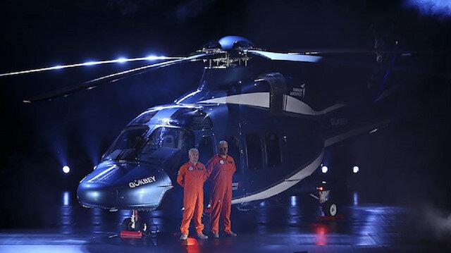 Turkey names 1st indigenous multirole helicopter Gökbey