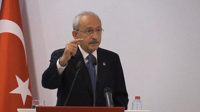 Kılıçdaroğlu işçileri sokağa çağırdı