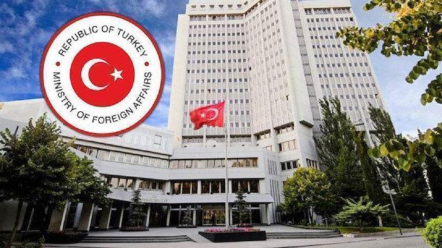 الخارجية التركية تدين الهجوم المسلح في ستراسبورغ