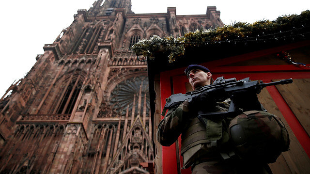 'We thought it was a joke': Strasbourg stunned by attack
