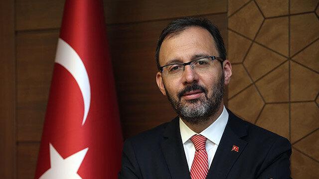 Turkey urges embargo lift on Turkish Cypriot athletes
