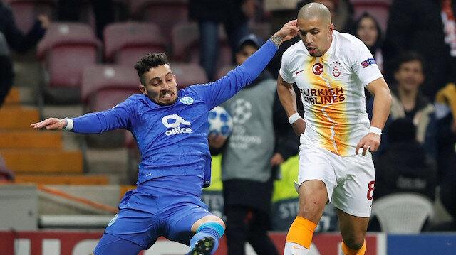 Galatasaray-Porto: 2-3 (Geniş özet ve goller)