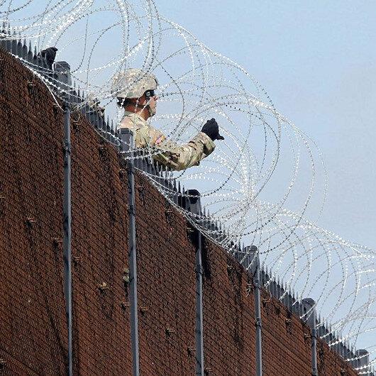 ترامب يهدد مؤسسات الحكومة حال رفض تمويل جدار المكسيك