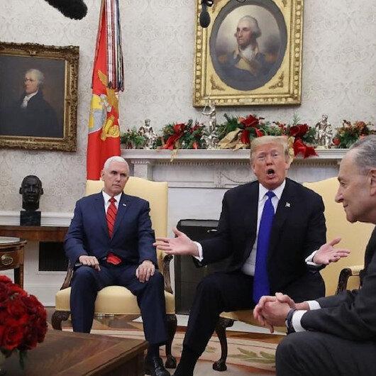 خلاف بين ترامب والديموقراطيين...والرئيس يهدد