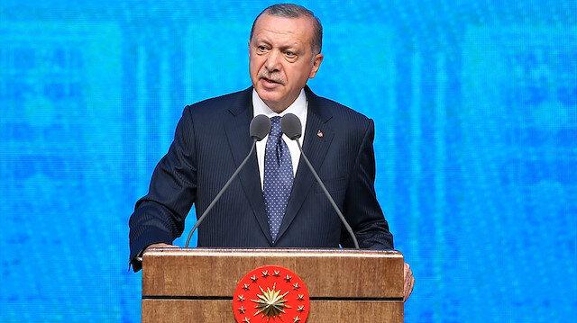 Cumhurbaşkanı Erdoğan ikinci 100 günlük planı açıkladı