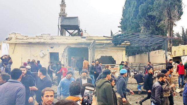 Fırat'a organize saldırı