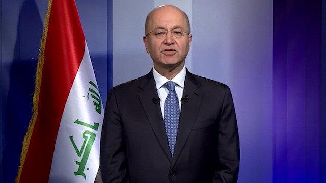 الرئيس العراقي يتلقى دعوة رسمية لزيارة تركيا