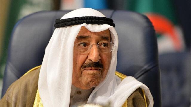أمير الكويت يعزي أردوغان في ضحايا قطار أنقرة
