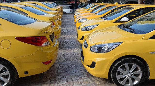 Taksi plakası fiyatlarında büyük düşüş.