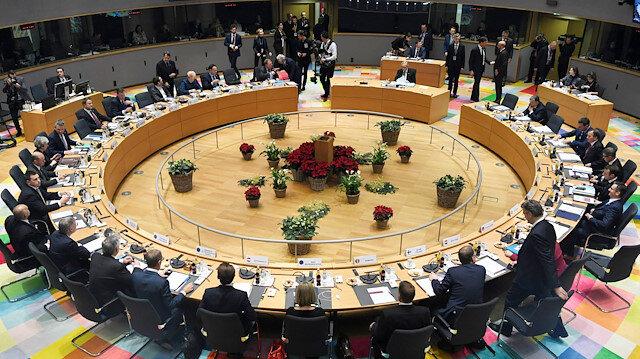 AB Liderler Zirvesi başladı: Gündem Brexit