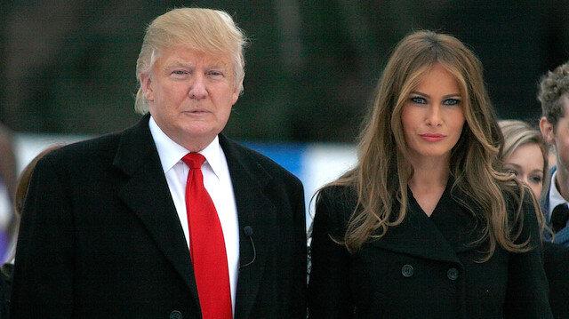 Trump'ın eşi Melania: Gazeteciler fırsatçı