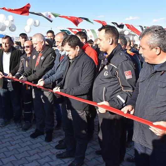 Türkiye-Pakistan kardeşliği Suriye'ye uzandı