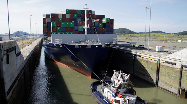 Tribunal orders Panama canal construction group to pay back $848 mln