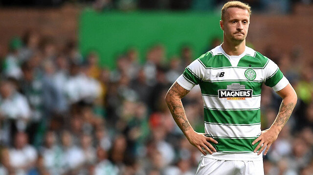 Celtic'in golcüsü futbola ara verdi