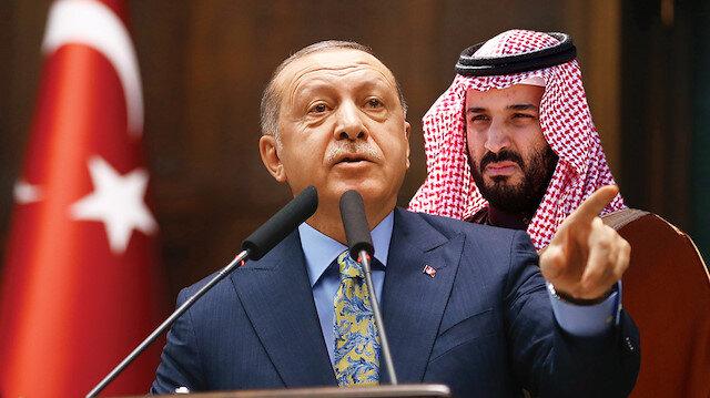 Kaşıkçı cinayetinde Erdoğan ilk kez Prens Selman'ın adını kullandı