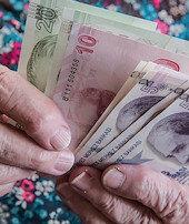 En düşük emekli maaşları