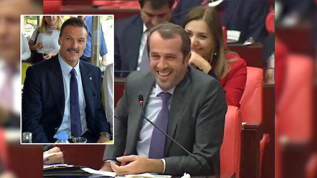 Saffet Sancaklı'dan Meclis'te güldüren konuşma