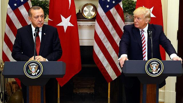 Αρχείο: Ο Πρόεδρος Ερντογάν και ο Πρόεδρος των ΗΠΑ Τράμπ