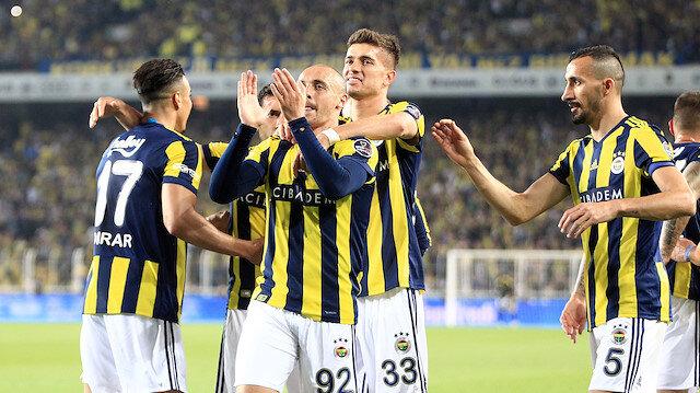 Fenerbahçe'de af çıktı