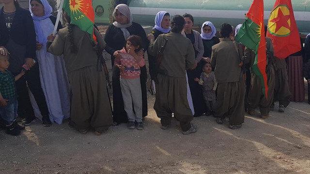 PKK Sincar'da aradığı desteği bulamadı
