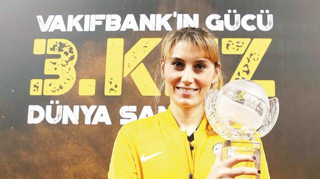VakıfBank'ta şampiyonluk gururu