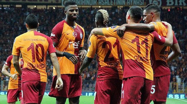 Yabancılar en çok Galatasaray'ı izledi