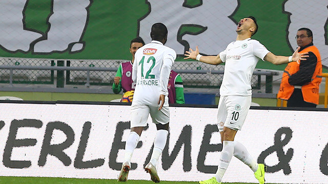 Konyaspor-Kasımpaşa: 3-2