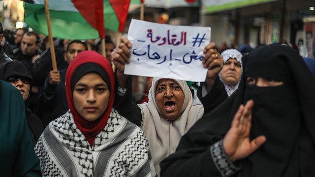 Hamas: Ev yıkarak halkın iradesini kıramayacaklar