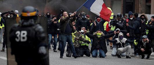 Paris tedirgin