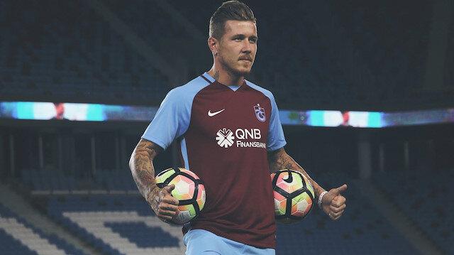 Kucka Trabzonspor'dan ayrılıyor: İtalya yolcusu