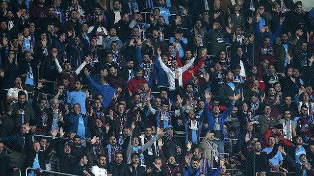 Vodafone Park'ta Beşiktaşlıları kızdıran 'oley'