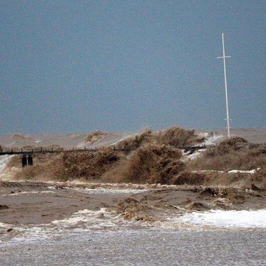 Antalya ve Muğla'da yağışlar etkili oluyor
