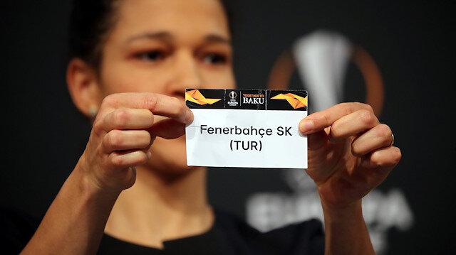 Fenerbahçe Avrupa Ligi maçını salı günü oynayacak
