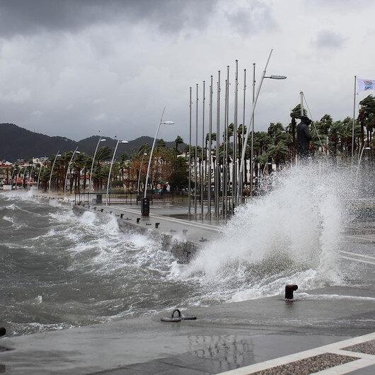 Meteorolojiden fırtına uyarısı: 4 bölgede etkili olacak