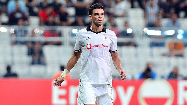 Beşiktaş Pepe ayrılığını KAP'a bildirdi