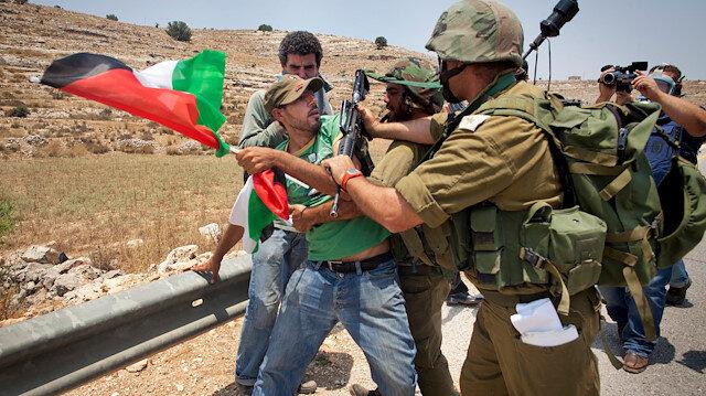 İşgalci İsrail Filistinli aileleri sürgün etme hazırlığında