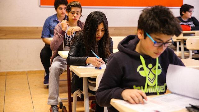 En yüksek ortalama Türkçe'de, en düşük matematikte