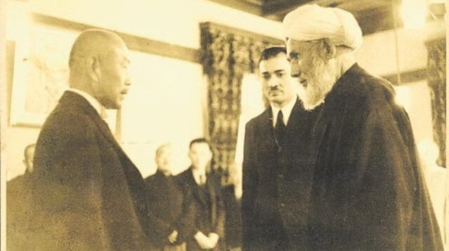 Medine'yi ziyaret eden ilk mühtedi Japon