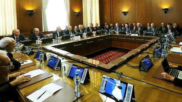 Cenevre'de Suriye zirvesi başladı